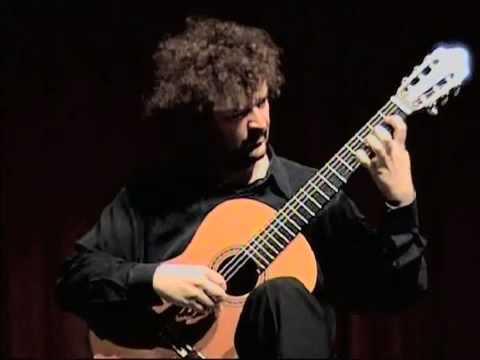 Vojislav Ivanovic Sonata for Guitar II movement Zoran Dukic, guitar