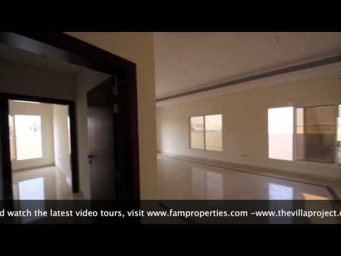 The Villa Project, Dubailand- 5 BR Villa for Rent