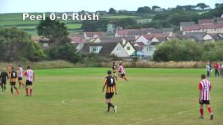 Season 2016-17: Peel 1-1 Rushen Utd
