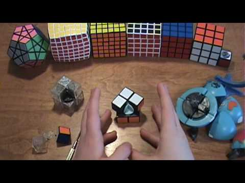 2x2 Rubik's Cube, Ice Cube, & Rubik's World Disassembly Tutorial (v2)