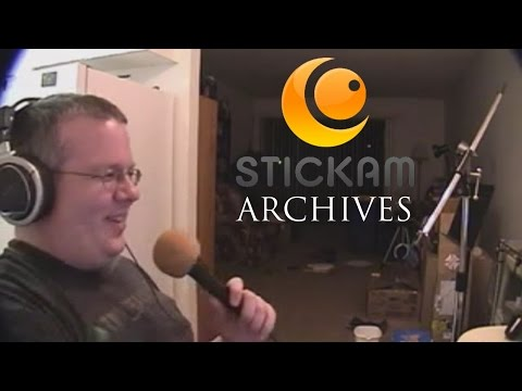 Stickam Archives - Why Am I Recording?