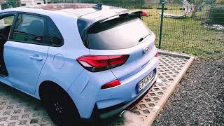 Hyundai i30 N Performance Cold Start