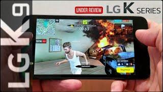 Análisis (Review) LG K9 / LG K8 2018