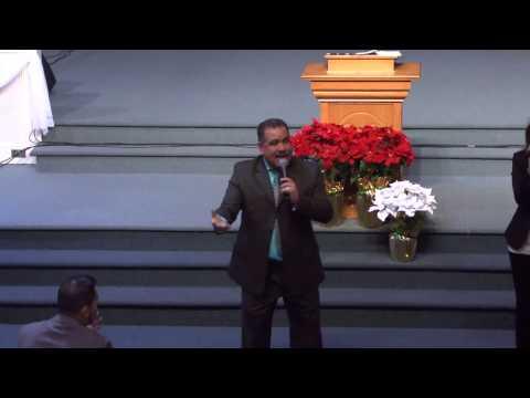 Pastor Luis Rivas. Jesus Revelado en ti 12.14.2014 (Bilingual)