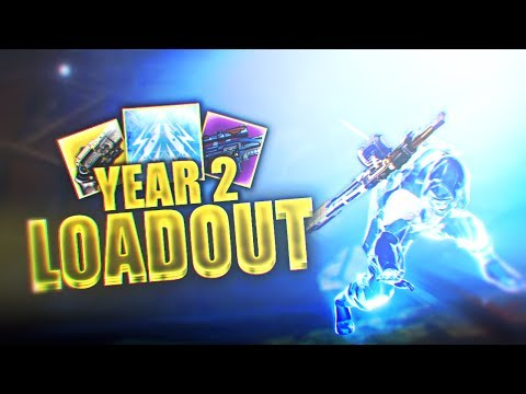 Destiny - LAST WORD SNIPING! Using My OG Year 2 Loadout (Destiny Live Crucible)