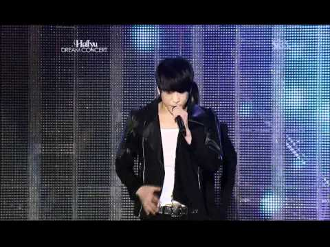 100919 2AM - I Did Wrong (2010 Hallyu Dream Concert) HD