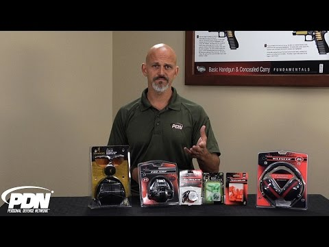 Hearing Protection Ear Plugs vs. Muffs     Personal Defense Network