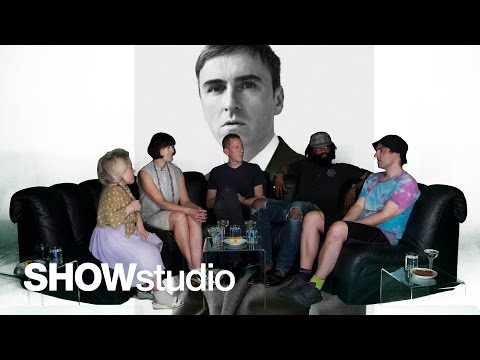 SHOWstudio: Raf Simons Menswear - Spring / Summer 2015 Panel Discussion