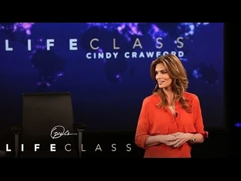 The Questions That Changed Cindy Crawford's Life Forever - Oprah's Lifeclass - OWN
