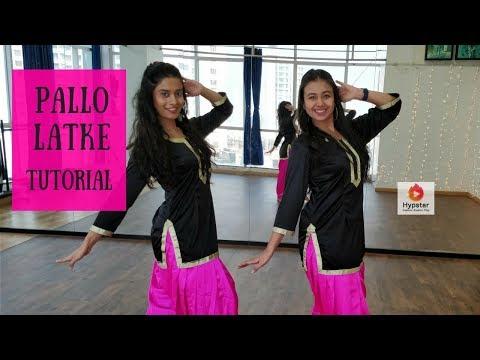 Pallo Latke Tutorial   Shaadi Mein Zaroor Aana   Bollywood Dance   Team Naach Choreography
