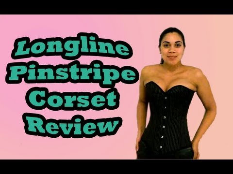 Longline Overbust Review (Corset-Story/Corsets-UK)