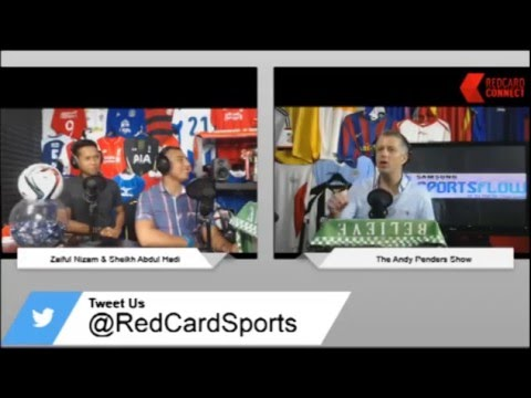 Join The Big Red Card Sports Radio Football Challenge!