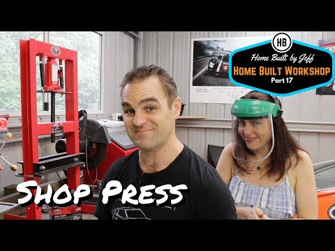 Advantages of the Humble Shop Press