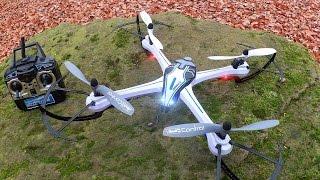 Revell FORMULA Q -  Großer Action RC Quadrocopter  // Testbericht & Testflug