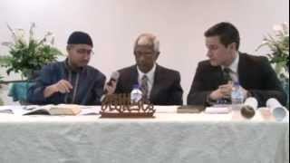 Video: What was the true faith of Jesus' Disciples? - Ijaz Ahmad vs Rev. Steven Martins