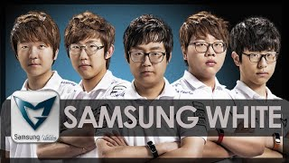 Samsung White Montage - Season 4 World Champions Highlights (League of Legends)