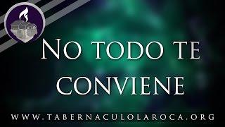 Pastor Carlos Morales - No Todo te Conviene