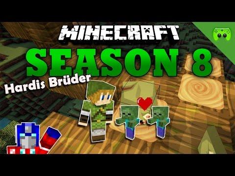 HARDIS BRÜDER «» Minecraft Season 8 # 132 HD