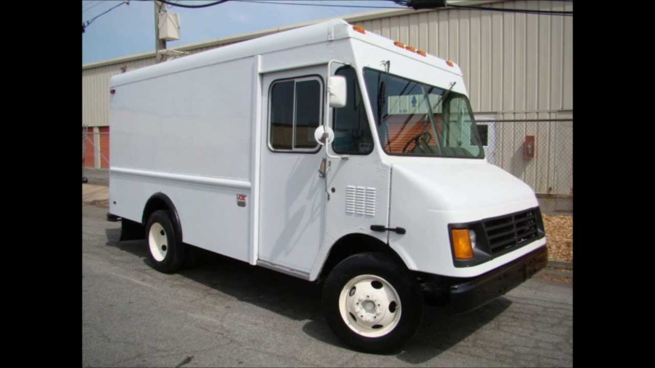 Step Vans For Sale This 2002 Used Workhorse Step Van