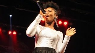 Mzvee - Performs @ Mzbel Red concert 2015