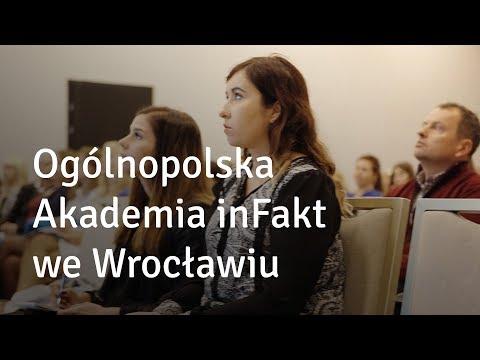 Ogólnopolska Akademia InFakt We Wrocławiu - Relacja