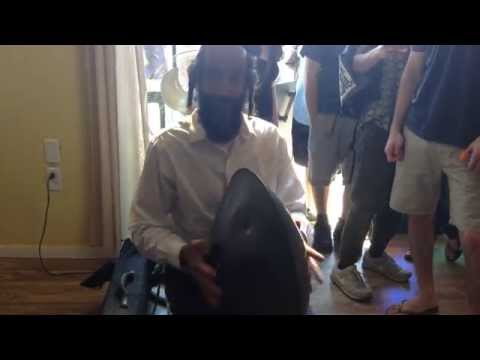 ISRAEL - Agadeta Post Performance Percussion Demo