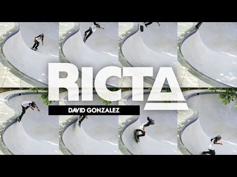 David Gonzalez for Ricta Wheels