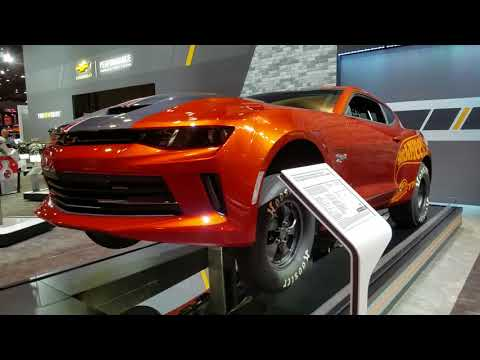Day 1 Sema show and the 2650 TVS REVEALED!