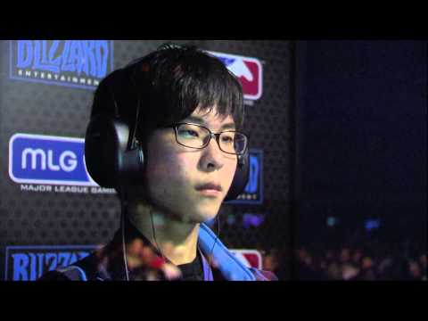 Stephano vs Last - Game 1 - Round of 32 - MLG Dallas 2013