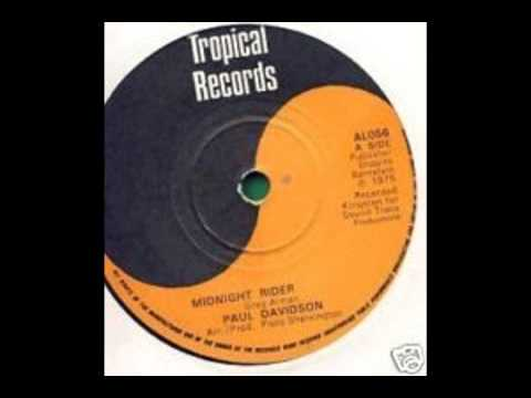 Paul Davidson - Midnight Rider