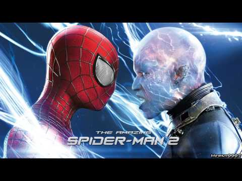 The Amazing Spiderman 2 OST - My Enemy - (Paranoia) (Electro Suite) Hans Zimmer - Pharrell Williams