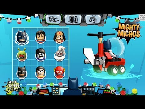 LEGO® DC Super Heroes Chase | New UPDATE: Brrrr..! It's snowing everywhere! By LEGO System A/S