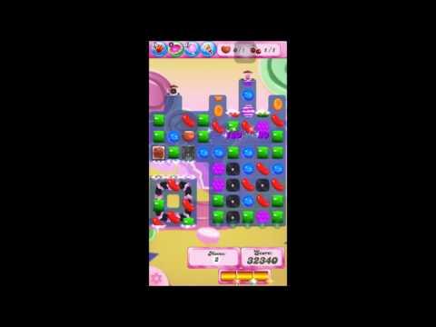 Candy Crush Saga Level 2603 by Gigadc (mobile IOS)