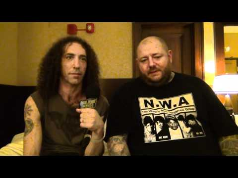Obscene Extreme TV 2012 Channel 69 - Interview with Nick Barker LOCK UP/BRUJERIA!!!