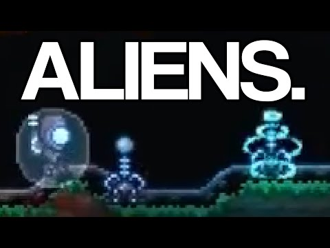 Terraria 1.3 - Alien Invasion Event