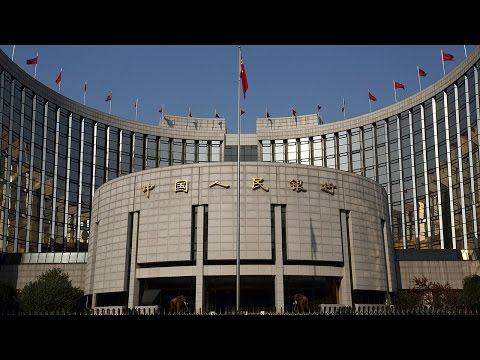 For the Second Time in 4 months, China's Central Bank Cuts Interest Rates