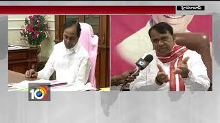 Face To Face With Minister Pocharam Srinivas Reddy About Rythu Bandhu and Rythu Bheema Schemes