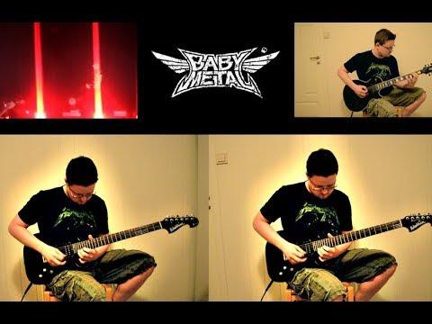 Babymetal - Akatsuki guitar cover (link to tabs)