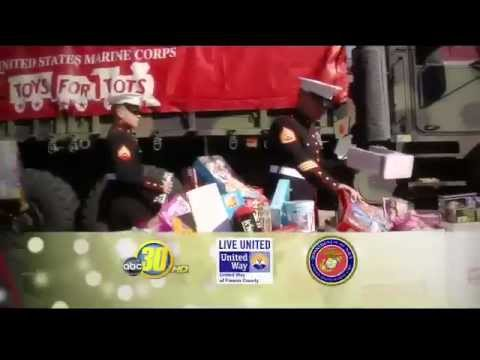 2012 Toys for Tots PSA - ABC30