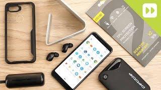 Top 5 Google Pixel 3a Accessories