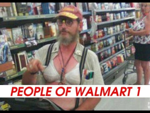 People of Walmart 1 - Funny People of Walmart