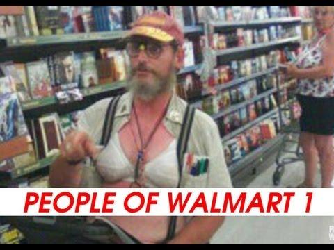 People of Walmart 1 - Funny People of Walmart - YouTube