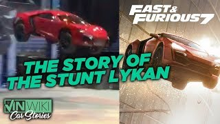 Here's where the Fast & Furious Lykan came from