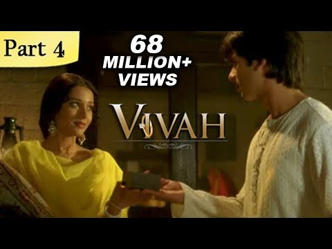 Vivah Full Movie | (Part 4/14) | New Released Full Hindi Movies | Latest Bollywood Movies