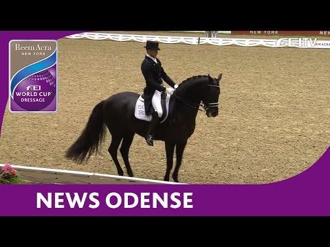 News - Odense - Reem Acra FEI World Cup™ Dressage 2015/16