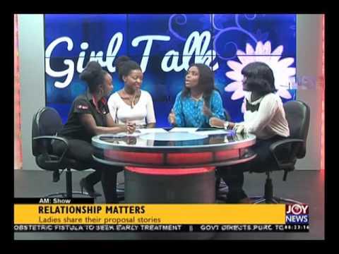 Relationship matters - AM Show on Joy News (25-5-16)