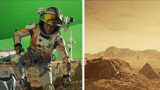 Amazing Detailed Hollywood VFX Breakdown 'The Martian'