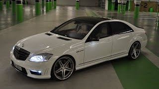 Mercedes S65 AMG CKM facelifting retrofit