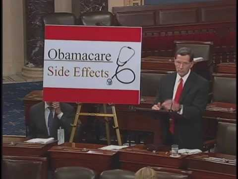 Barrasso: Devastating Obamacare Side Effects Continue to Hurt Americans