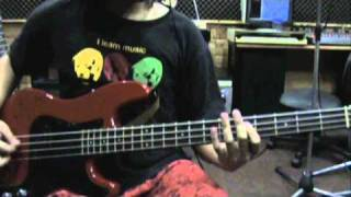 Two Door Cinema Club - Undercover Martyn (Bass Cover)